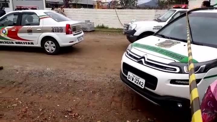 Dois homens são assassinados em Joinville