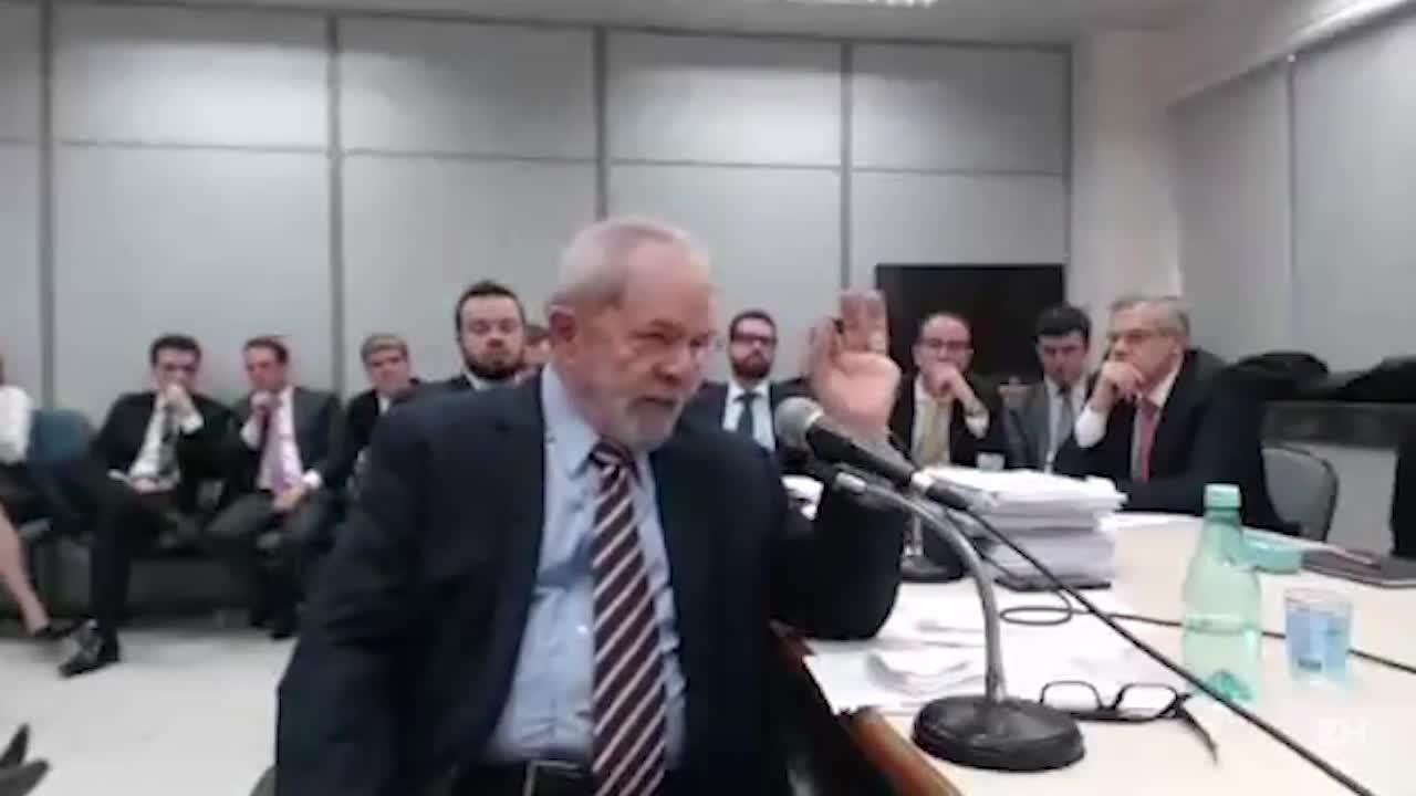 Lula fala sobre encontro com Emilio Odebrecht
