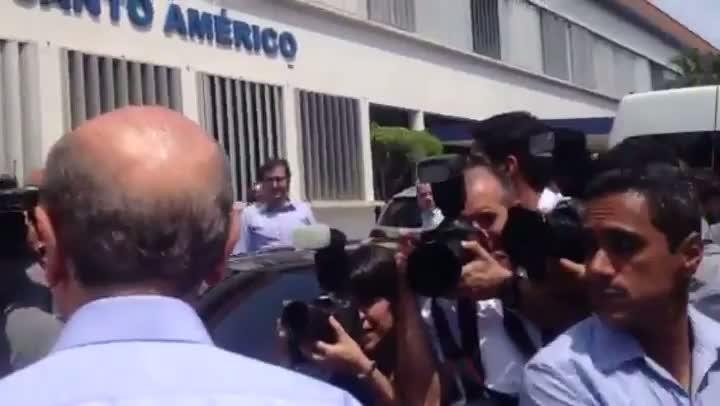 Serra acompanha voto do governador Alckmin