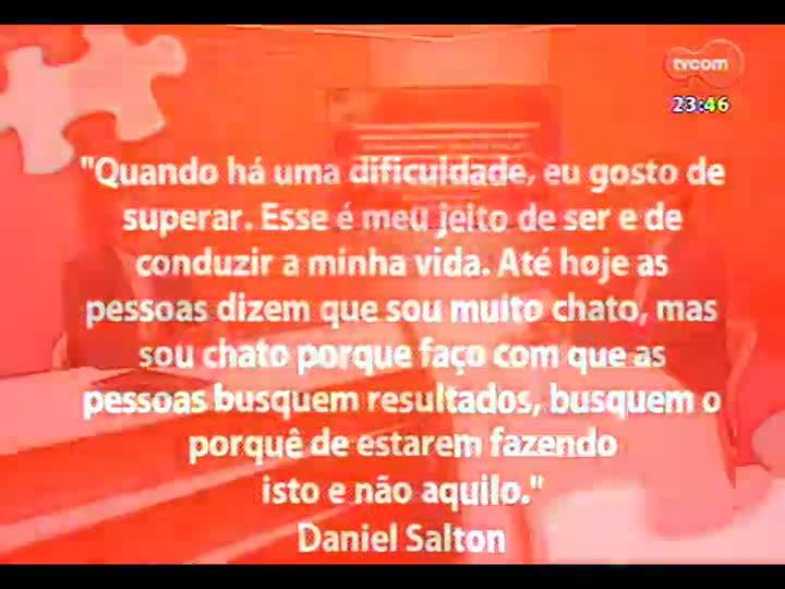 Mãos e Mentes - Daniel Salton - Bloco 2