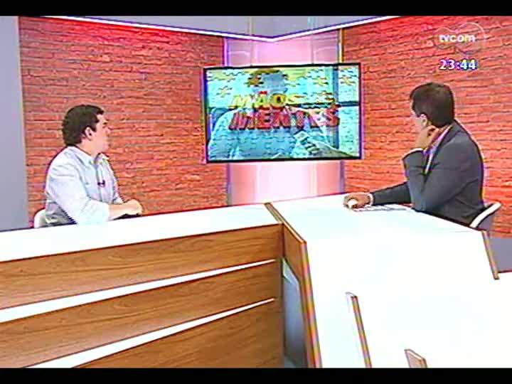 Mãos e Mentes - Ramiro Chaves Laurent, do Instituto Empreender Endeavor - Bloco 2 - 21/01/2013