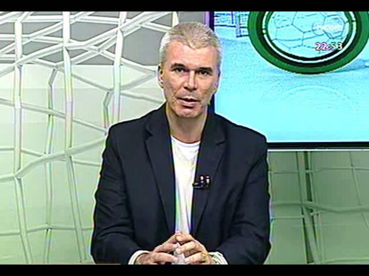 Bate Bola - Vitória do Internacional no Gauchão e do Grêmio na Libertadores - Bloco 3 - 24/02/2013