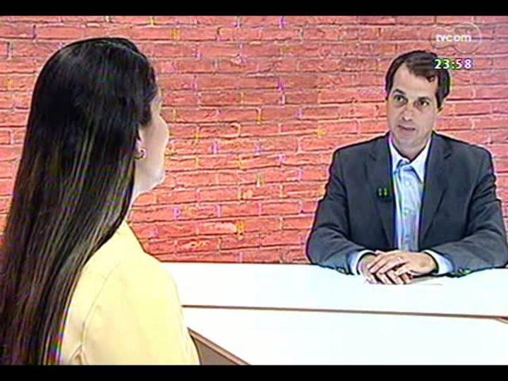 Mãos e Mentes - Gestora de Empregabilidade da Associação de Cegos do RS, Melissa Bahia - Bloco 3 - 27/02/2013