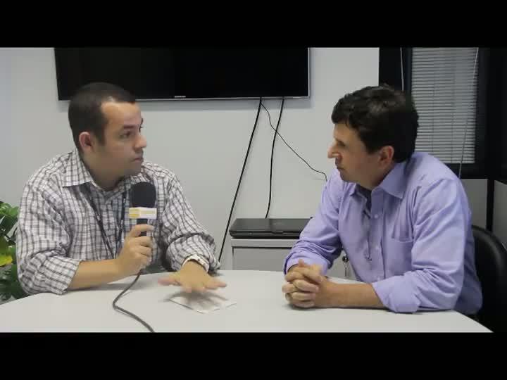 Entrevista com Egon Schunk Júnior. 05/03/2013