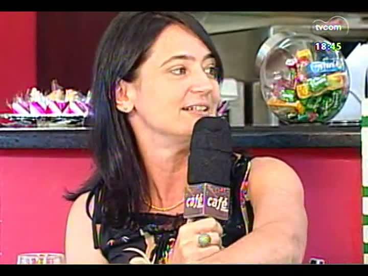 Café TVCOM - 09/03/2013 - Bloco 4 - Fronteiras Porto Alegre 2013