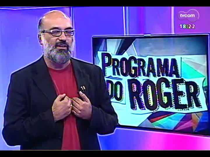 Programa do Roger - Adriano Trindade, Rafael Machado e Juliano Moreira tocam Djavan - bloco 4 - 25/03/2013