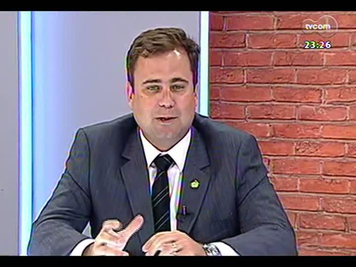 Mãos e Mentes - Defensor público geral do Estado, Nilton Leonel Arnecke Maria - Bloco 3 - 31/03/2013