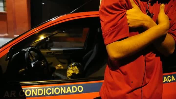 Medo e violência acompanham taxistas na madrugada de Porto Alegre