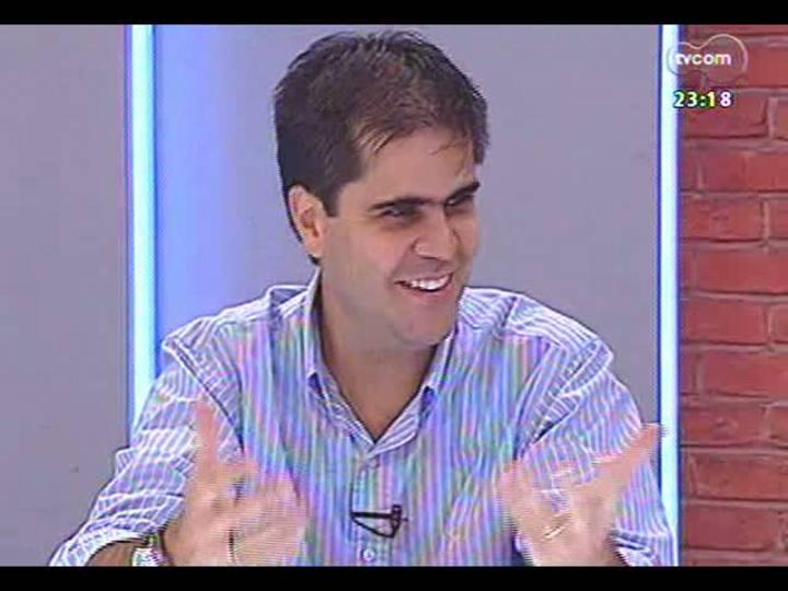 Mãos e Mentes - Coach de vida Gabriel Carneiro Costa - Bloco 1 - 10/04/2013