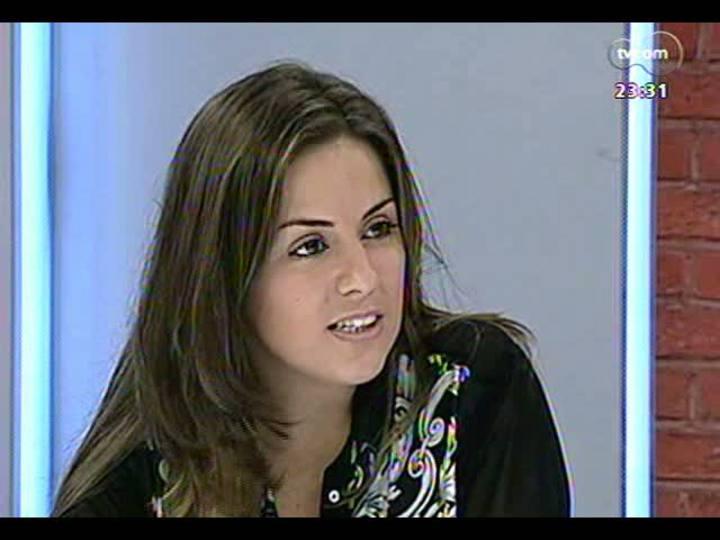 Mãos e Mentes - Professora, pesquisadora e doutora em Zootecnia Soraya Tanure - Bloco 2 - 18/04/2013