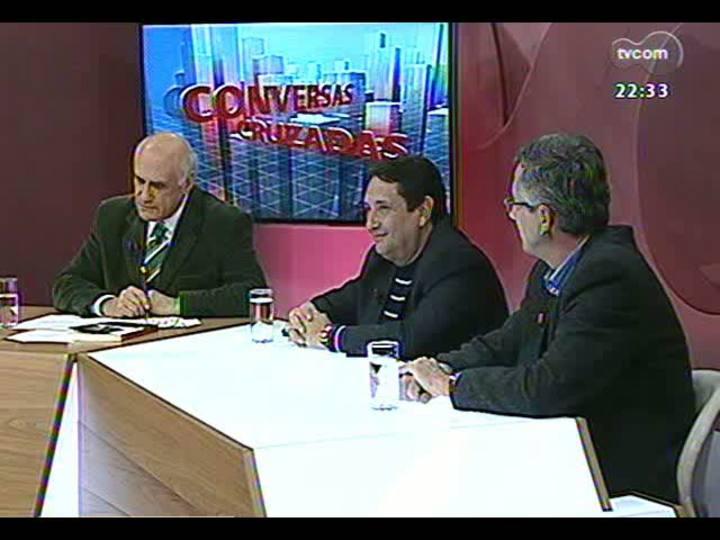 Conversas Cruzadas - Debate sobre a eficiência na gestão pública, a produtividade das empresas e a inovação no mercado - Bloco 2 - 22/05/2013