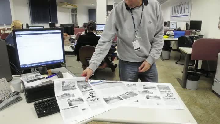Teaser: novo projeto gráfico do jornal A Notícia