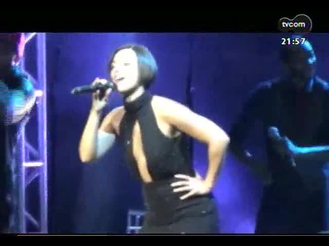 TVCOM Tudo Mais - Confira um trecho do show da Alicia Keys em Porto Alegre