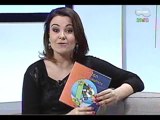 """TVCOM Tudo Mais - Entrevista com o autor do livro \""""Tatan vida de skatista\"""""""