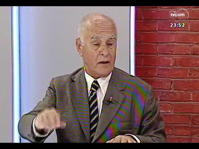 Mãos e Mentes - Decano da Escola de Direito da Unisinos, Vicente de Paulo Barretto - Bloco 2 - 25/10/2013