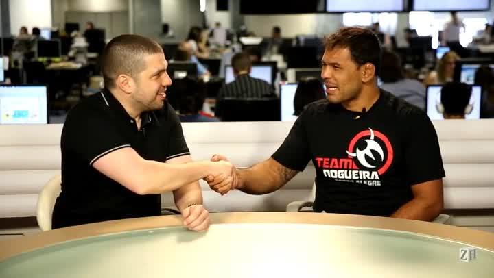 """No Mundo das Lutas Especial: \""""Eu me estimulava mais quando lutava no Japão\"""", diz Rodrigo Minotauro"""