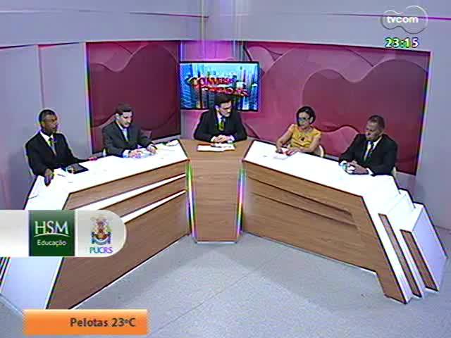 Conversas Cruzadas - Debate sobre preconceito e políticas de reparação e inclusão da comunidade negra - Bloco 4 - 20/11/2013