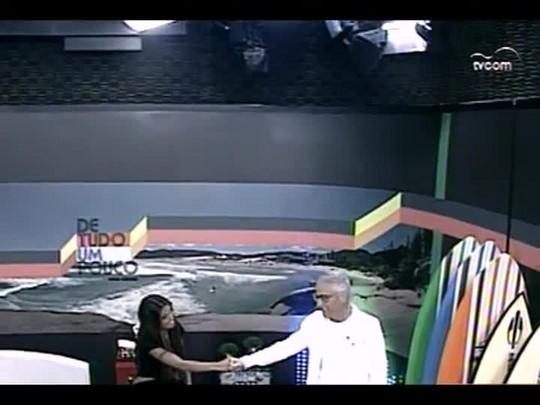 De tudo um pouco - 1o bloco - Vídeo e entrevista - 1/12/2013