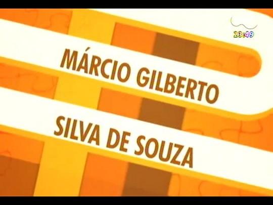 Mãos e Mentes - Coordenador do programa \'Brasil Voluntário\' em Porto Alegre, Márcio Gilberto Silva de Souza - Bloco 1 - 04/12/2013