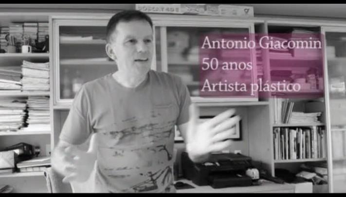 Gente que faz: Antonio Giacomin