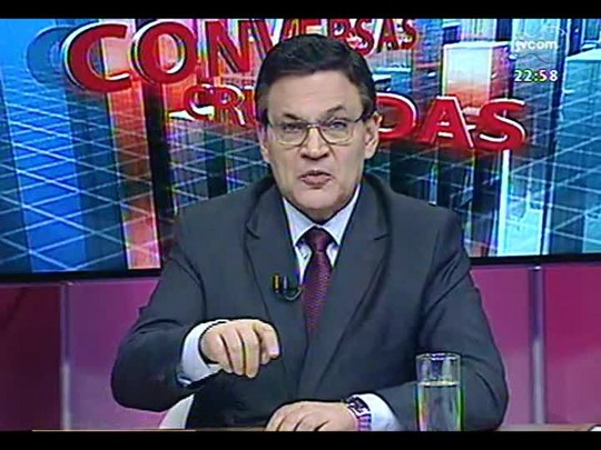 Conversas Cruzadas - Debate sobre os projetos de lei sobre o crime de desordem e sobre terrorismo - Bloco 3 - 12/02/2014