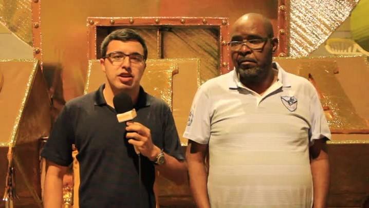 Os dez carnavais do Porto Seco: Presidente Urso do Império fala sobre a quebra do jejum de 26 anos. 22/02/2014