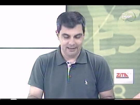 TVCOM Esportes - 2º bloco - 26/03/14