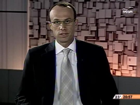 TVCOM Entrevista - 1º bloco - 19/04/14