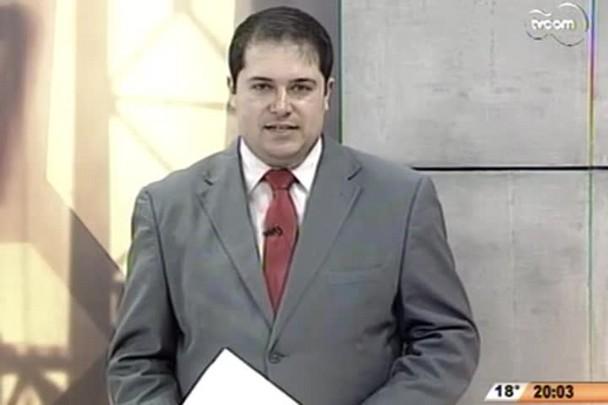 TVCOM 20 Horas - Mudanças no trânsito na Br 101 - 1º Bloco - 10/07/14