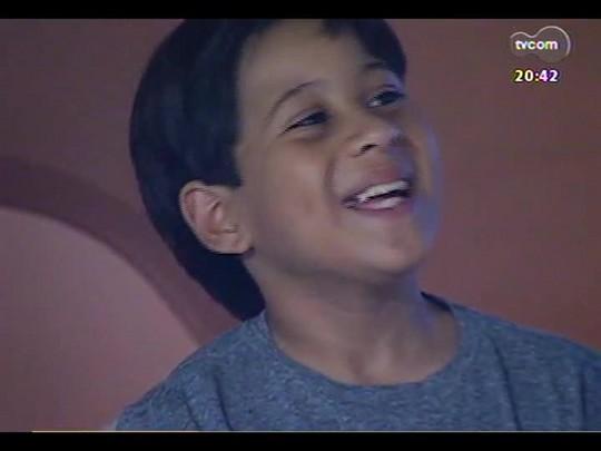 TVCOM Tudo Mais - \'Corrida Maluca\' reúne crianças cadeirantes em Porto Alegre