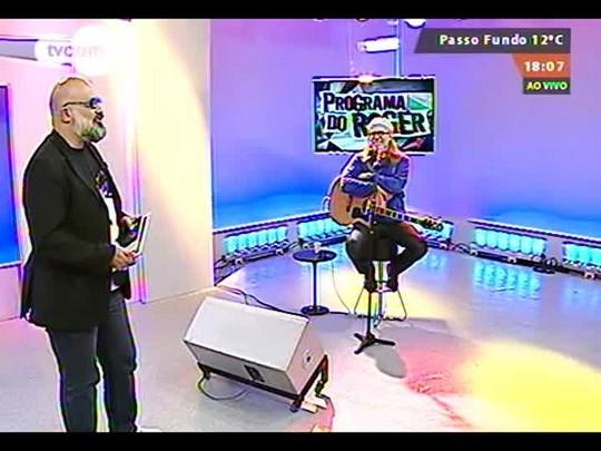 Programa do Roger - Cantor Humberto Gessinger - Bloco 3 - 27/08/2014