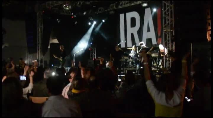Ira! em Santa Maria