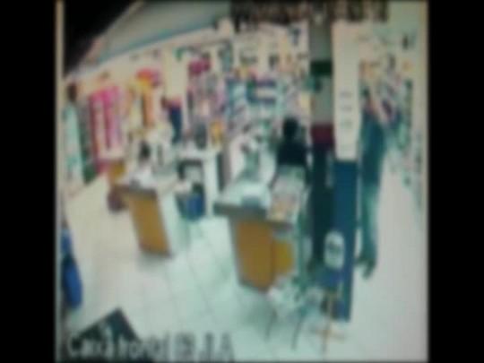 Assalto e briga que terminou com morte de bandido em Joinville.