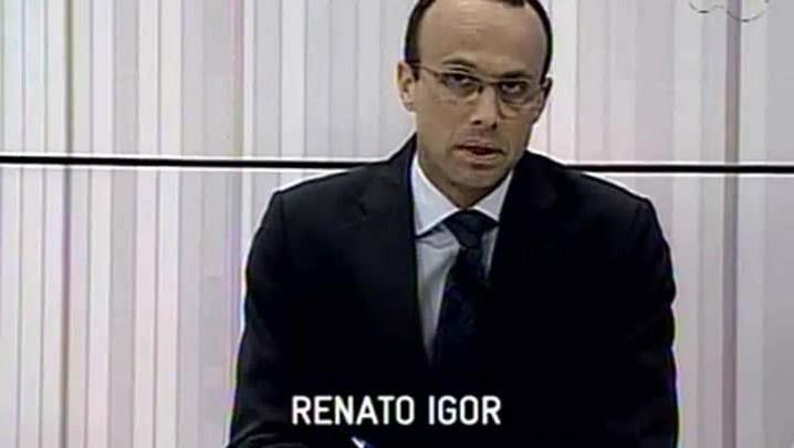 Conversas Cruzadas - Entrevista com candidato ao Senado Dario Berger (PMDB) - 3ºBloco - 26.09.14
