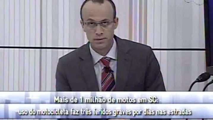Conversas Cruzadas - Mais de um Milhão de Motos em Santa Catarina - 4ºBloco - 20.10.14