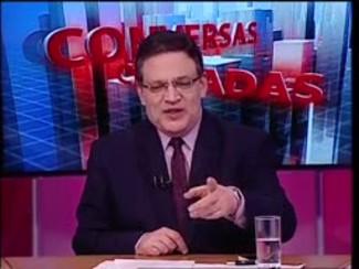 Conversas Cruzadas - Debate sobre a cartilha de comportamento dos jogadores da Seleção Brasileira - Bloco 04 - 24/10/2014