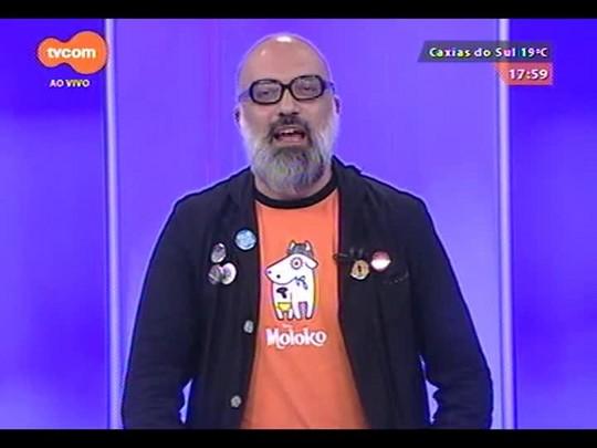 """Programa do Roger - Chico Liberato e Ingra Liberato sobre \""""Ritos de Passagem\"""" - Bloco 2 - 30/10/2014"""