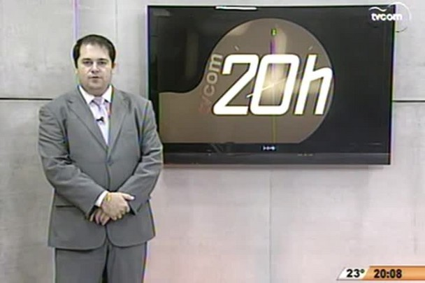 TVCOM 20h - Aumento do IPTU na Capital - 6.11.14