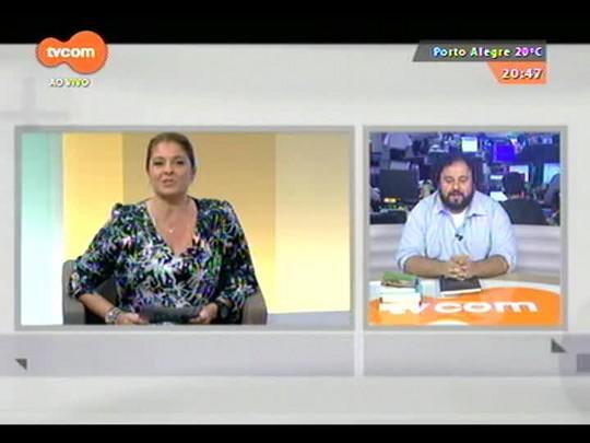 TVCOM Tudo Mais - Carlos André Moreira dá as dicas de literatura da semana - 12/11/214