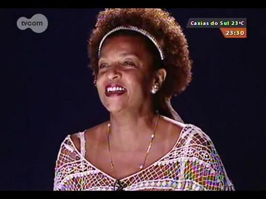 Mãos e Mentes - poetisa, jornalista, cantora, atriz e declamadora Elisa Lucinda - Bloco 3 - 09/11/2014