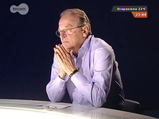 Mãos e Mentes - Governador do RS Tarso Genro - Bloco 4 - 22/11/2014