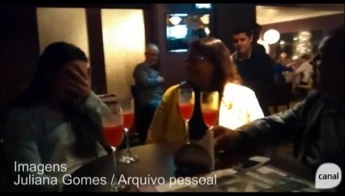 Éber Ayres de Oliveira emociona com pedido de casamento em Canela