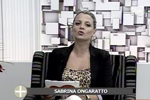 TVCOM Tudo+ - Assédio sexual: mulher tem que se dar o respeito? - 15.12.14