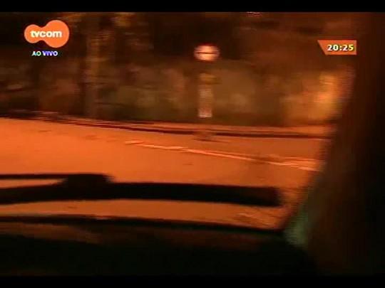 TVCOM 20 Horas - Cinco pessoas são presas suspeitas de participar de tiroteio - 23/12/2014