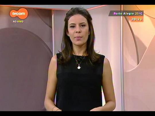 TVCOM 20 Horas - O engarrafamento na BR-101 no trecho de Laguna - 26/12/2014