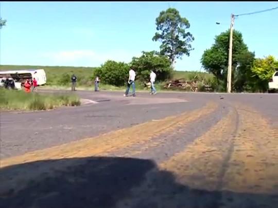 Conversas Cruzadas - Acidentes de ônibus nas estradas gaúchas - Bloco 1 - 13/01/15