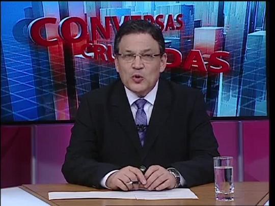 Conversas Cruzadas - Debate sobre o novo aeroporto da região metropolitana - Bloco 1 - 14/01/15