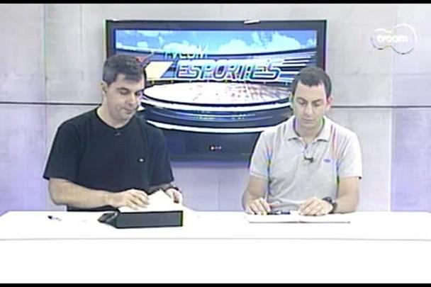 TVCOM Esportes - A volta do goleiro Luiz do Criciúma - 17.02.15