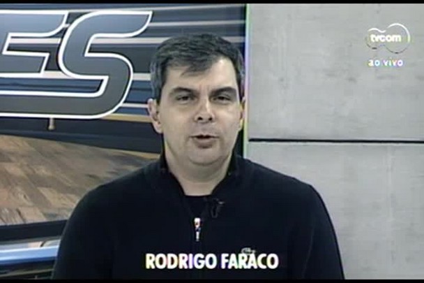 TVCOM Esportes - 1ºBloco - 08.07.15
