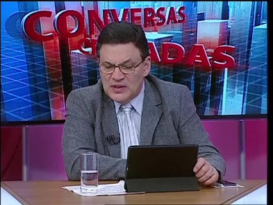 Conversas Cruzadas - Programa sobre surto de meningite no Rio Grande do Sul - Bloco 4 - 17/07/2015